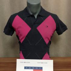 Tricou Tommy Hilfiger model 003 modele noi vara 2015 PRETURI MICI, ULTIMELE BUC - Tricou barbati Tommy Hilfiger, Marime: S, M, L, XL, Culoare: Bleu, Roz, Maneca scurta, Bumbac