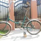 Bicicleta Pliabila Ruseasca MINSK MMB3 PEGAS Rusesc URSS - Clasica Vintage Retro