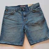Pantaloni scurti blug Tommy Hilfiger talie 33 34