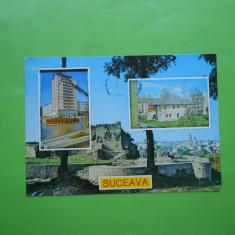 Carti Postale Romania dupa 1918, Circulata, Printata - HOPCT 11263 SUCEAVA -JUD.SUCEAVA [CIRCULATA]