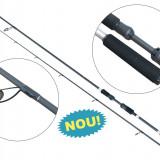 Lanseta fibra de carbon Baracuda Black Pearl 2 Actiune: 15-40g Lungime: 2, 05 m