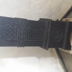 Metal/Fonta, Altul - Soba din fonta antica din secolul XIX.