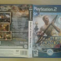 Medal of Honor - Rising Sun - PS2 ( GameLand) - Jocuri PS2, Shooting, 12+, Multiplayer