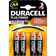 Baterie, baterii Duracell R6AA Alkaline blister 4, pret per buc.