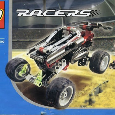LEGO 8353 Slammer Rhino - LEGO Racers