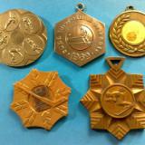 Medalii Romania, An: 1111 - 5 Medalii sport 1