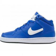NIKE PRIORITY MID GS COD 653675-411 - Ghete dama Nike, Marime: 36.5, Culoare: Albastru
