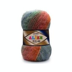 Fire de tricotat ALIZE ANGORA REAL 40 BATİK