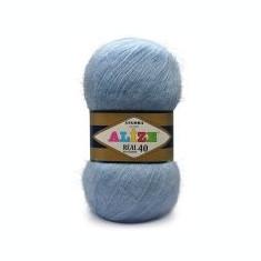 Fire de tricotat ALIZE ANGORA REAL 40