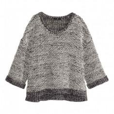 Pulover tricotat-h&m - Pulover dama H&m, Marime: 36, Culoare: Multicolor