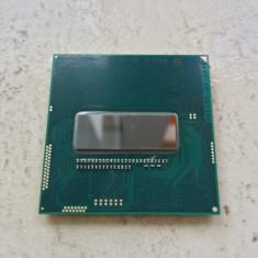 Procesor Quad Core Intel i7 4700MQ 3, 40 GHz 6M Cache HD Graphics 4600 - Procesor PC, Intel 4th gen Core i7, Numar nuclee: 4, Peste 3.0 GHz