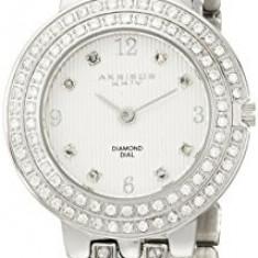 Akribos XXIV Women's AK598SS Impeccable Diamond | 100% original, import SUA, 10 zile lucratoare af22508 - Ceas dama