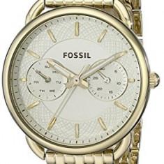 Fossil Women's ES3714 Tailor Gold-Tone Stainless | 100% original, import SUA, 10 zile lucratoare af22508 - Ceas dama