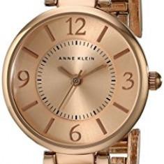 Anne Klein Women's AK 1870RGRG Rose | 100% original, import SUA, 10 zile lucratoare af22508 - Ceas dama