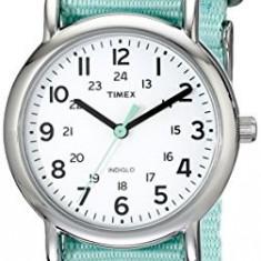 Timex Women's T2P0739J Weekender Sea Foam | 100% original, import SUA, 10 zile lucratoare af22508 - Ceas dama