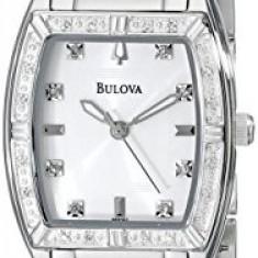 Bulova Women's 96R162 HIGHBRIDGE Diamond Bezel   100% original, import SUA, 10 zile lucratoare af22508 - Ceas dama