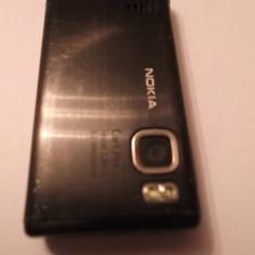 Telefon Nokia, Negru, Nu se aplica, Neblocat, Single core, Nu se aplica - Nokia 6500S-1