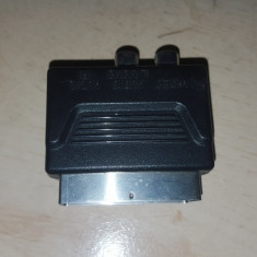 Adaptor Scart - RCA TV