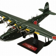 Macheta avion Kawanishi Emily - Japan scara 1:144 - Macheta Aeromodel