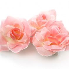 Trandafiri autoadezivi masina miri, 24 buc - Decoratiuni nunta