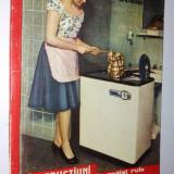 Colectii - Instructiuni Albalux - masina de spalat - Cugir, uzina 30 Decembrie