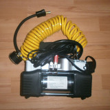 Compresor auto 12V cu 2 cilindrii 30A si 85L/MIN