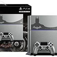 PlayStation 4 Sony - PlayStation® PS4 Batman Arkham Knights, LIMITED noi, 2 ani garantie