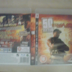 Jocuri PS3, Shooting, 18+, Single player - 50 Cent - blood on the sand - Joc PS3 ( GameLand )