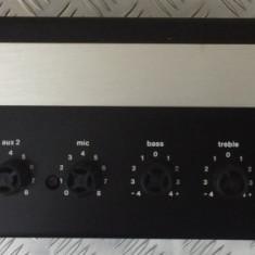Amplificator audio - DYNACORD MV52 Amplificator de putere cu mixer, radioficare