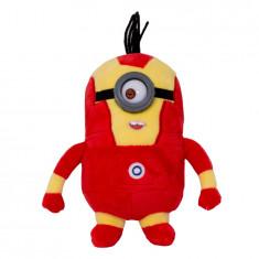 Jucarie plus - Minion de plus Iron Man
