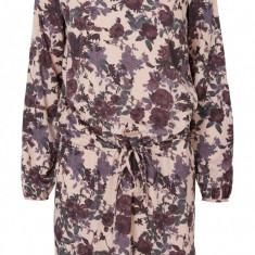 Rochie Vero Moda - art. 10154447 roz, print floral - Rochie de zi Vero Moda, Marime: L, XL