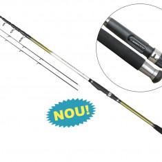 Lanseta fibra de carbon Infinity Tele Feeder 3, 6m Baracuda Actiune: A: 80-120g.