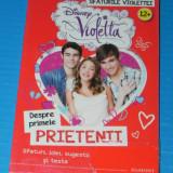 VIOLETTA - SFATURILE VIOLETTEI - DESPRE PRIMELE PRIETENII (01068