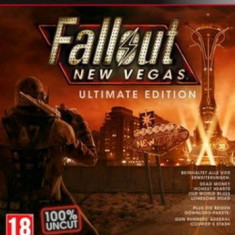 Fallout New Vegas Ultimate Edition Ps3 - Jocuri PS3 Bethesda Softworks