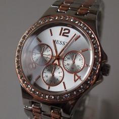 Ceas de Dama Geneva - JESSY ceasuri AURIU +ARGINTIU dama + CUTIE CADOU ceas gen guess CE132