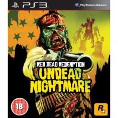 Red Dead Redemption Undead Nightmare Ps3 - Jocuri PS3 Rockstar Games