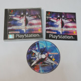 Joc consola Sony Playstation 1 PS1 PS One - Ace Combat 3 Electrosphere, Actiune, Toate varstele, Single player