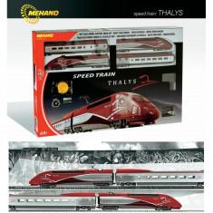 Trenulet de jucarie - Start set tren TGV THALYS - MEHANO T106