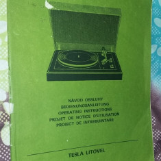 Carti Electronica - CARTE TEHNICA HC 15 - NC 150 PICKUP TESLA LITOVEL