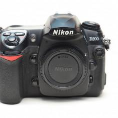DSLR Nikon - Nikon D200