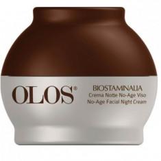 Crema hidratanta de fata - Crema de noapte Olos pentru fata cu efect anti-imbatranire