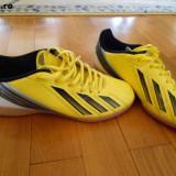 Ghete fotbal Adidas F50, model Leo Messi