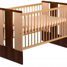 Patut Copii Din Lemn Klups Paula Venghe - Patut lemn pentru bebelusi
