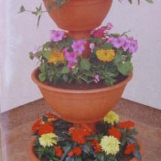 Ghiveci - Suport flori fantana arteziana mijlociu