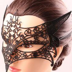MSK68-1 Masca tematica Halloween - carnaval, din broderie - Masca carnaval