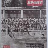 Revista barbati - Revista vintage Sport nr. 15 / 1960