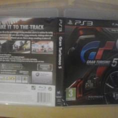 Jocuri PS3, Curse auto-moto, 3+, Multiplayer - Gran Turismo 5 GT5 - Joc PS3 - Playstation 3 ( GameLand )