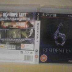 Jocuri PS3, Actiune, 18+, Multiplayer - Resident Evil 6 - Joc PS3 - GameLand