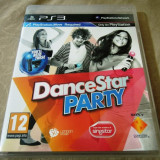 Joc Dance Star Party Move, PS3, original, 29.99 lei(gamestore)! - Jocuri PS3 Sony, Actiune, 18+, Single player