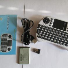 Tastatura wireless COMBO Mini Tastatura mouse combo wireless 2.4GHz WIRELESS
